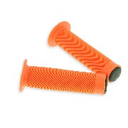 Non-Slip Handlebar Grip orange for Shineray XY150STE