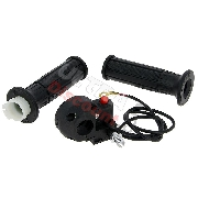 Throttle Grip w- Kill Switch for Pocket Bike