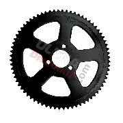 72 Tooth Reinforced Rear Sprocket small pitch Type 2