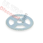 54 Tooth Reinforced Rear Sprocket for Large Chain 3T - TF8