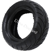Rear Rain Tire for Pocket Bike (type 2) - 110x50-6.5
