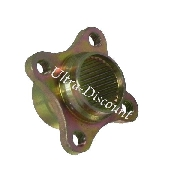 Rear Sprocket Bracket for ATV Shineray Quad 150 STE