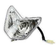 Headlight lower for ATV Shineray Quad 250cc STXE - New version