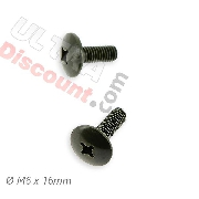 2 fairing screws M6x16 for ATV Shineray Quad 250cc STXE