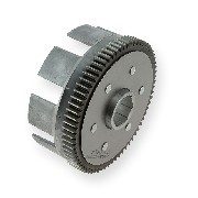 Clutch cover 127mm for ATV Shineray 250 STXE