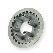 Clutch disc support for ATV Shineray 250 STXE