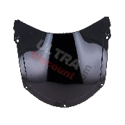 Windshield for Pocket Bike MTA4 - Black