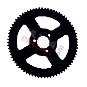 72 Tooth Reinforced Rear Sprocket (small pitch) Type 1
