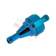 Fuel Filter Shineray 250STXE high Quality Removable (type1) - Blue