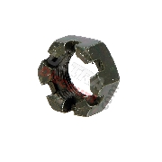 Rear Axle Castle Nut for ATV Shineray Racing Quad 200ST-9