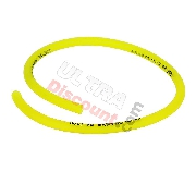 Fuel intake Line 5mm Yellow Scooter Baotian BT49QT-12