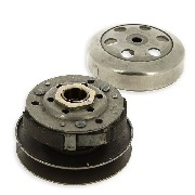 Complete Clutch for Scooter Baotian BT49QT-7
