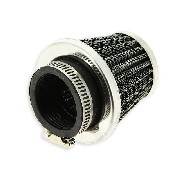 Racing Air Filter for ATV Bashan Quad 200cc (BS200S-7) (Ø 44mm)