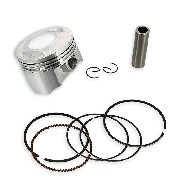 Piston Kit for ATV Bashan Quad 250cc (BS250S-11B)