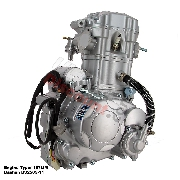 Complete Engine 167MM for ATV Bashan Quad 250cc (BS250S-11)