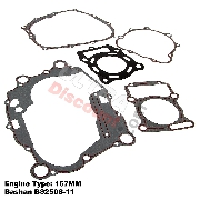Gasket Set for ATV Bashan Quad 250cc (BS250S-11)