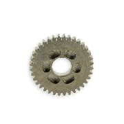 Counter Shaft Gear for engine 50cc for Bubbly Skyteam