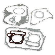 Engine Gasket Set for engines 125cc for Bubbly Skyteam