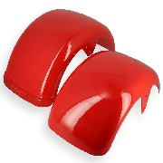 Rear mudguards for CityCoco - Red