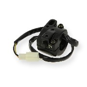 Right Switch for Dax 50cc ~ 125cc (After 10-2015) - Black