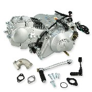 Engine 125cc 152FMI with Starter Motor for PBR Skyteam ZB Honda (SEMI AUTO)