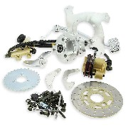 Custom Rear Disc Brake Kit for Dax 50cc ~ 125cc