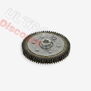 Output Transmission Gear 50cc for Bubbly Skyteam