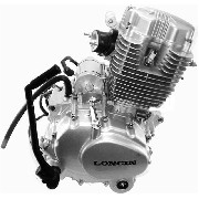 Loncin Engine 200cc LC163FML for Dirt Bike