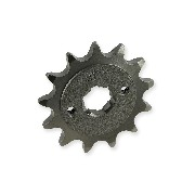 13 Tooth Front Sprocket (520 : Ø:20mm) for Shineray 200STIIE and STIIEB