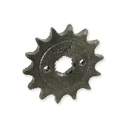 14 Tooth Front Sprocket (520 : Ø:20mm) for Shineray ATV 200STIIE and STIIEB