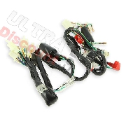Wire Harness 36610-16H03 for Monkey LE MANS 50cc - 125cc (after 10-2015)