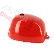 Fuel Tank red for Gorilla 50cc-125cc (after 09-2015)