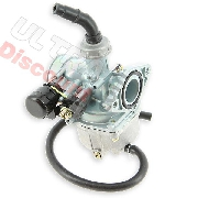 19mm Carburetor for Skyteam PBR 50cc