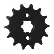 14 Tooth Front Sprocket for PBR 50cc ~ 125cc (420)