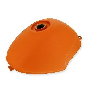 Fuel Tank for PBR 50cc ~ 125cc - Matt orange