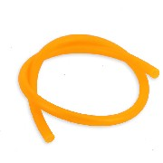 Fuel intake Line 5mm Orange Fluo
