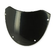 Windshield for Pocket Bike Pista - Black - Typ2