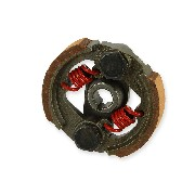 Adjustable 2-shoe Racing Clutch for ZPF Pocket Bike
