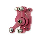 Rear Brake Caliper pink for ZPF Pocket Bike Racing