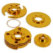 Racing Cylinder Head (type C) - Gold