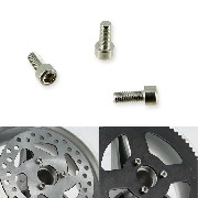 disc and crown fixing screw for ZPF Pocket Bike Racing