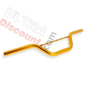 Handlebar for Pocket ATV Yellow gold