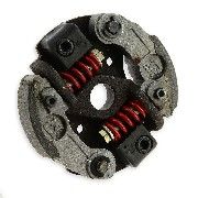 Racing Clutch for Cross Pocket Bike