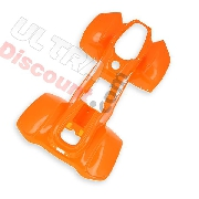 orange fairing for ATV Big Foot 110cc, 125cc or electric