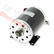 motor 48V 1000W MY1020 - KG1000 for electric quad