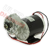 motor 36V 450W MY1020Z for electric quad
