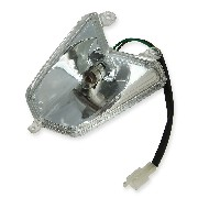 headlight for ATV child electric or thermal