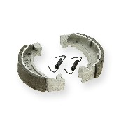 Rear Brake Shoes for ATV 110cc Bigfoot