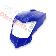 RAPTOR Headlight Fairing for ATV Quad Bashan 250cc BS250S11 - Blue