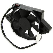 Cooling Fan for ATV Quad 200cc type 1